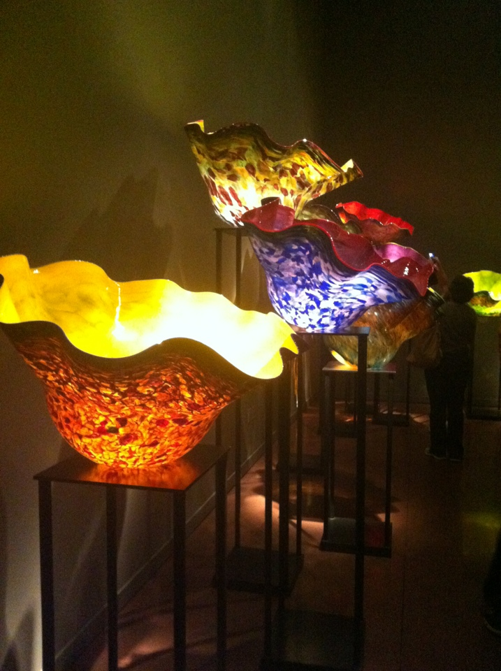 Chihuly Bowls 1