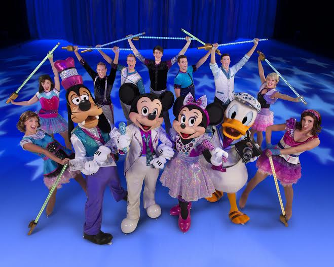 Disney On Ice Cast 2
