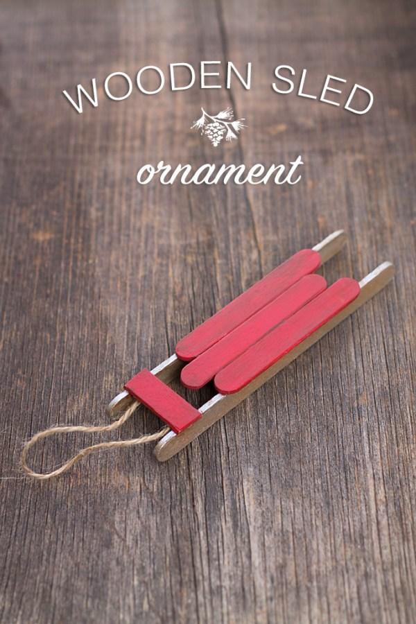 christmas ornaments popsicle sticks # 89