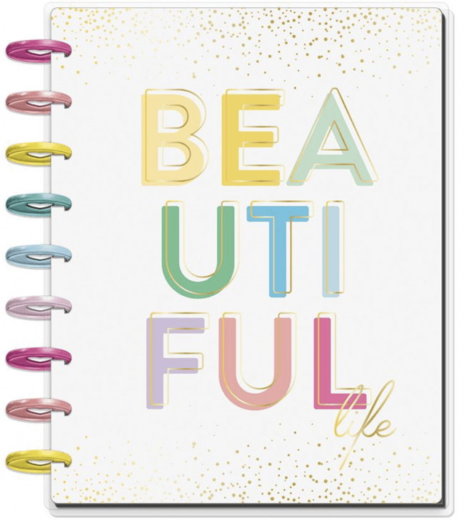 Beautiful Life Happy Planner