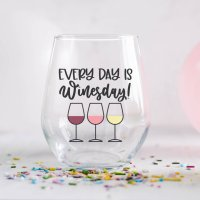 10 Free Wine SVG Files Including Every Day Is Winesday