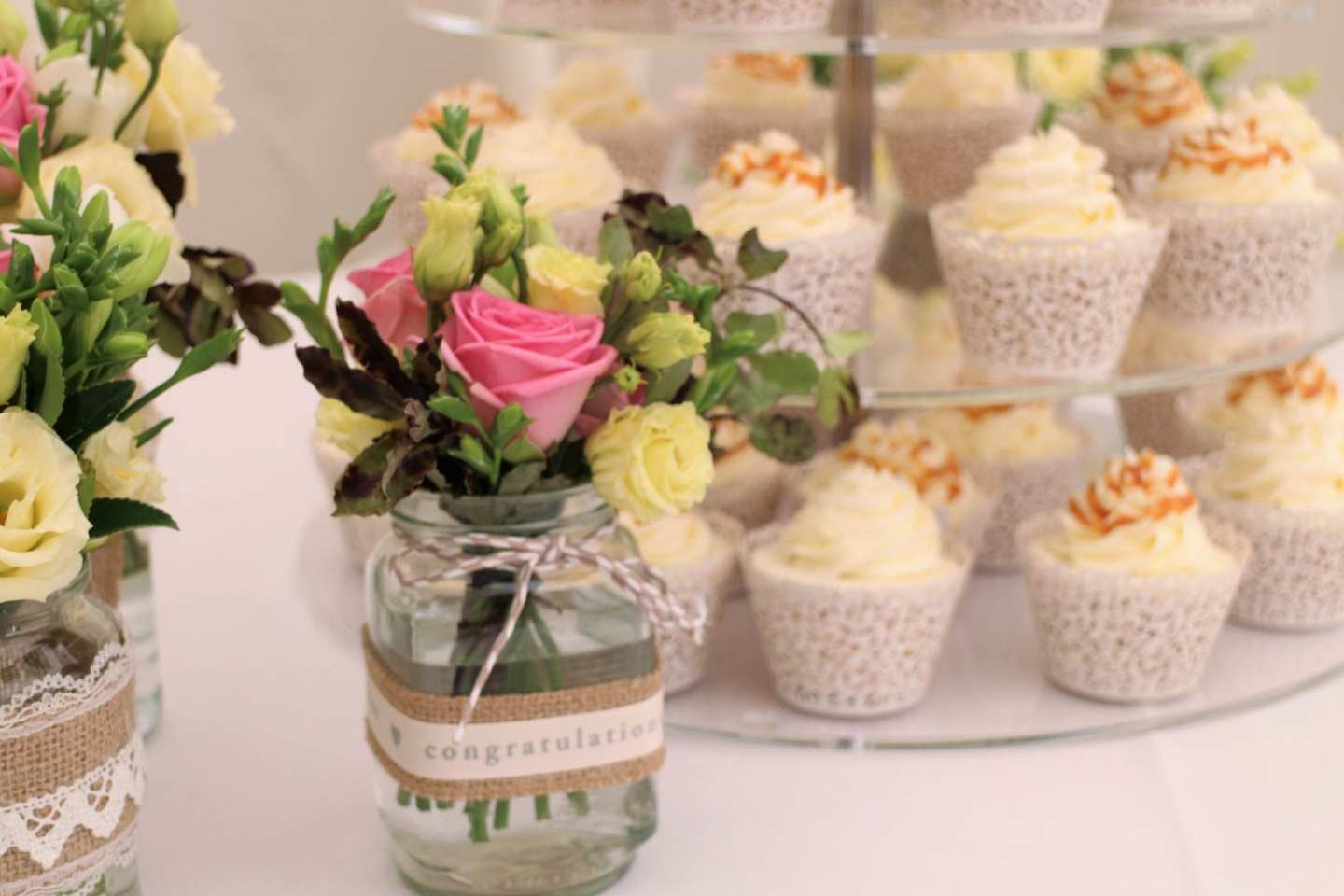 How To Set Up A Cupcake Tower