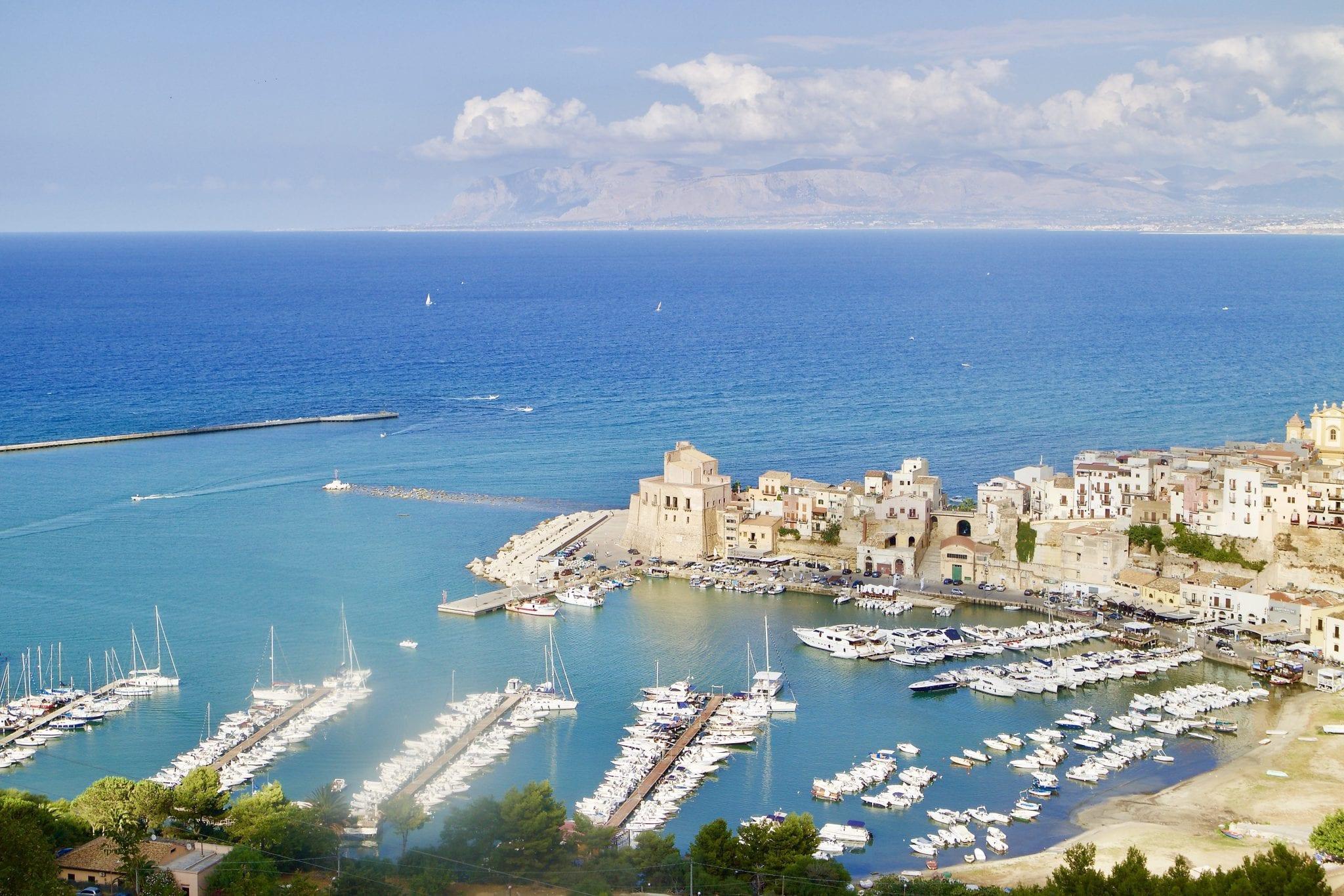 Castellammare de Golfo, Sicily