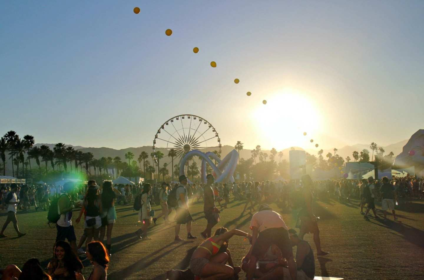 Top Tips For Going To Coachella From The UK