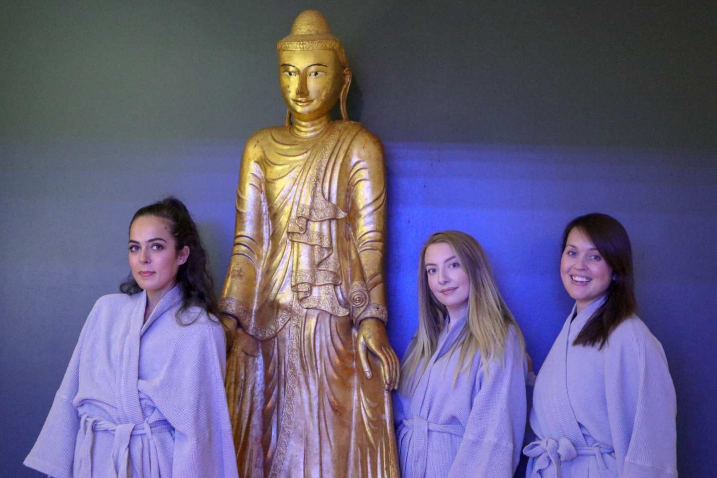 A Luxury Spa Day in Canary Wharf, London