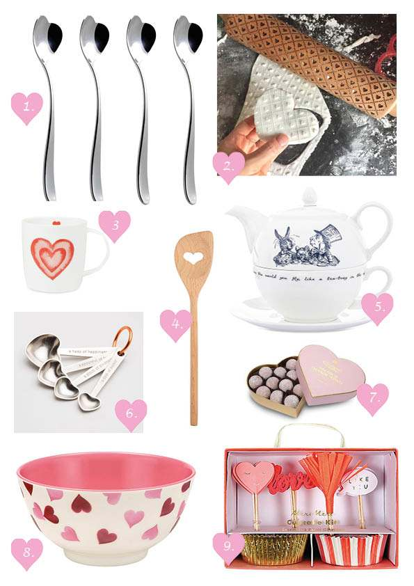 The Best Baking Gifts for Valentines