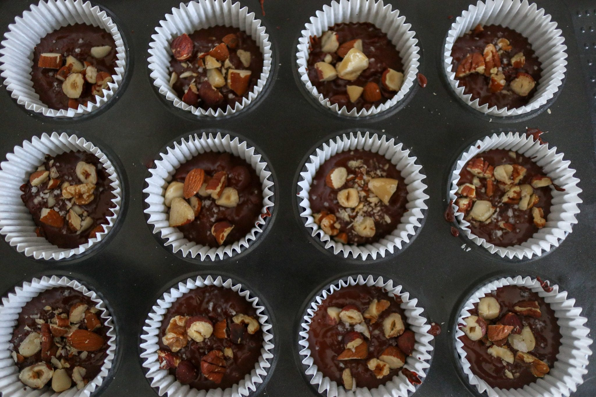 10 Minute Peanut Butter Nut Cups