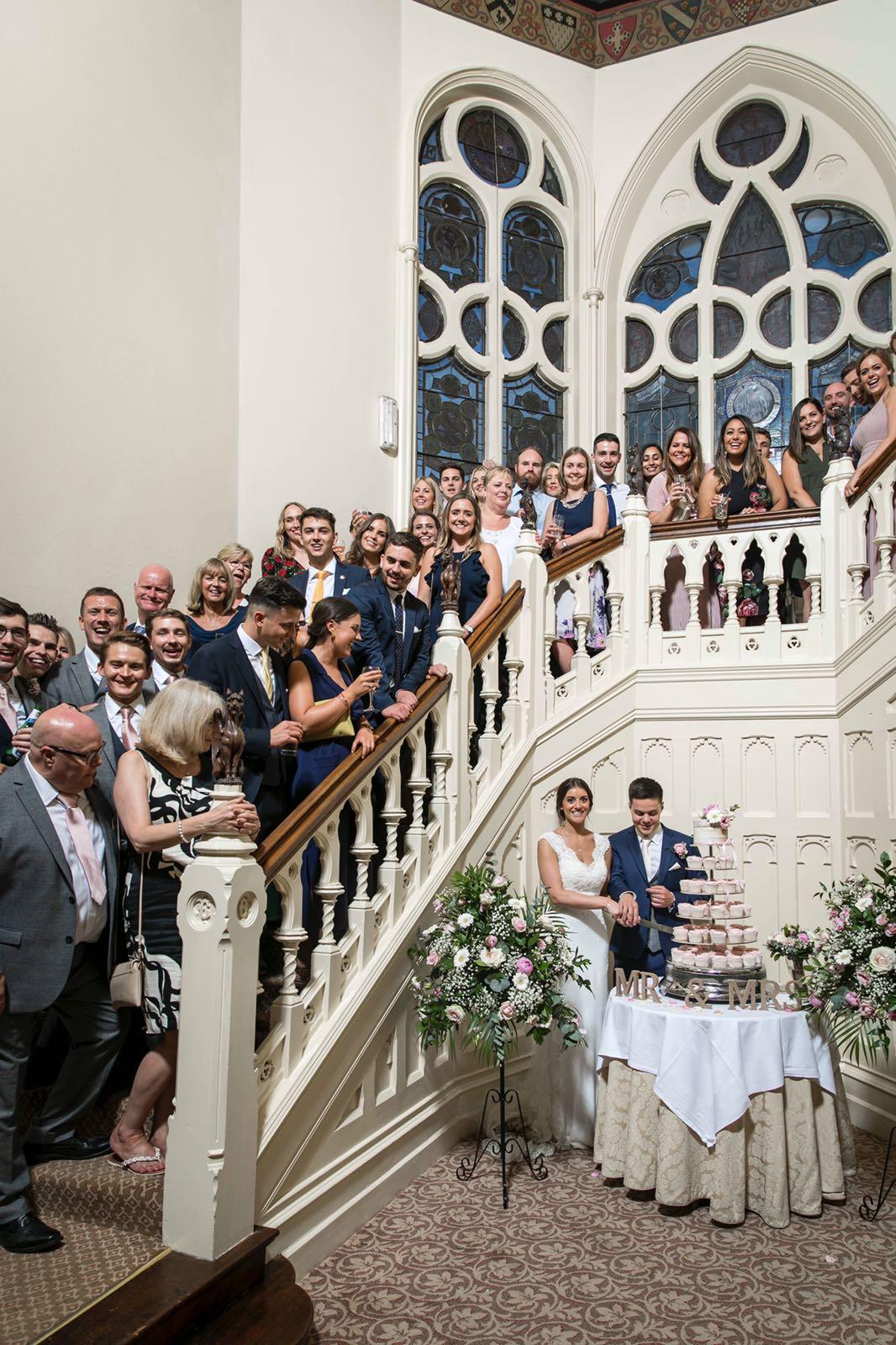 Wedding Cupcakes at The Elvetham