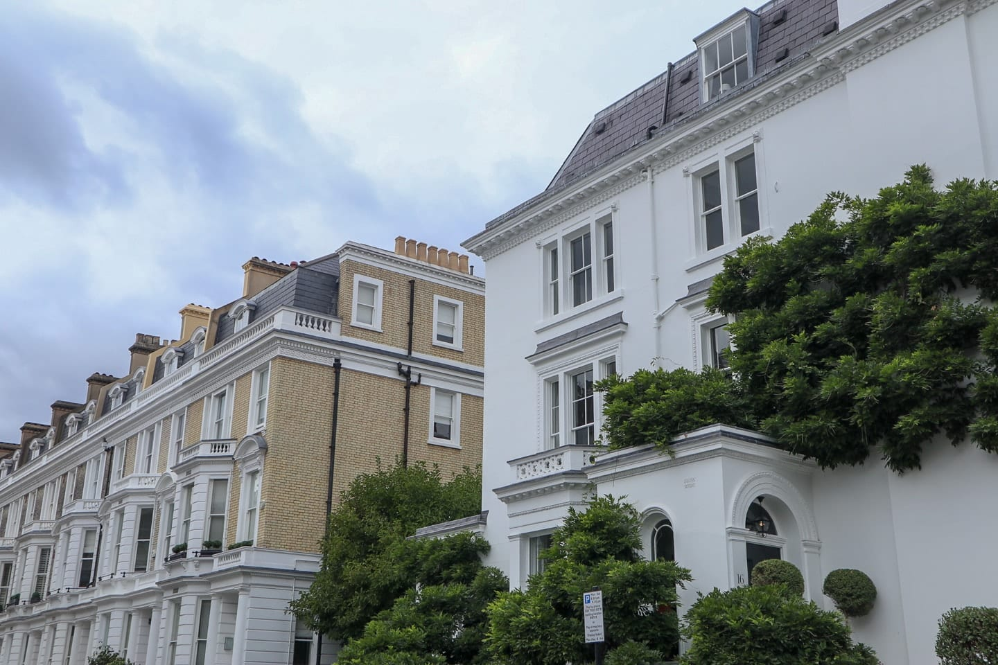 The Perfect Afternoon in Kensington, London