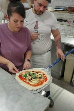 Franco Manca Sourdough Pizza Masterclass in Reading