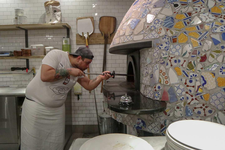 Franco Manca Sourdough Pizza Masterclass in Reading