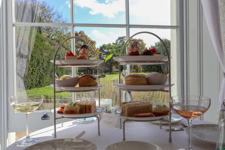 Afternoon tea at Burnham Beeches
