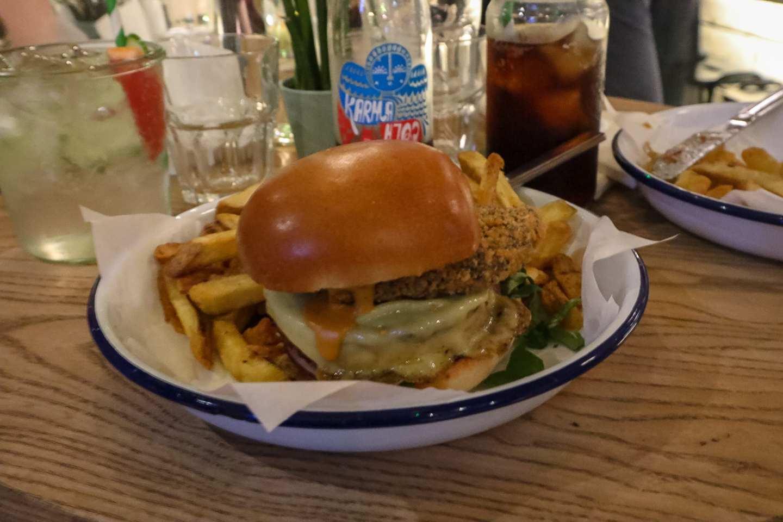 Honest Burger in Reading