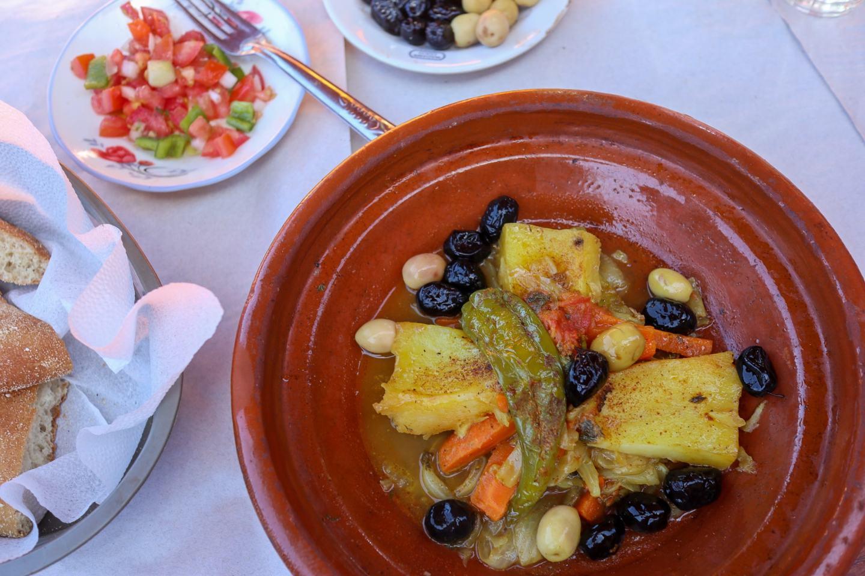 Vegetarian Tagine