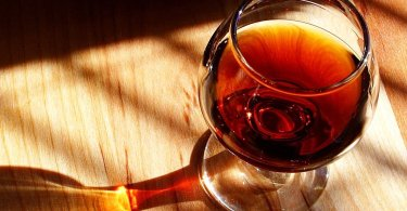 Jon Sullivan - A glass of tawny port