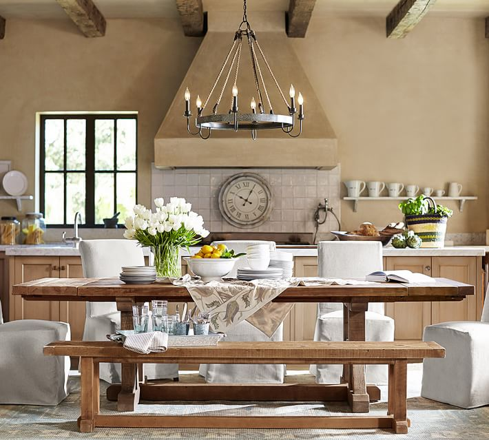15 Gorgeous Farmhouse Chandeliers For Any Home Hello