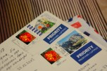 Germany has the most lovely and miscellaneous post stamps, I think :)