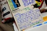 My favorite handwriting from Germany. Beautiful, isn't it?