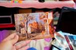 My really 1st maxicard from Ukraine.
