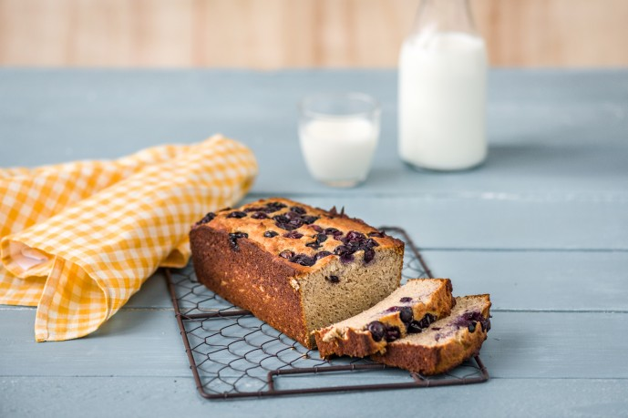 easy potluck recipes-Banana-bread-HelloFresh
