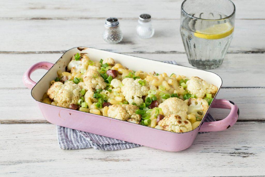 how to cook cauliflower-mac-and-cheese-HelloFresh