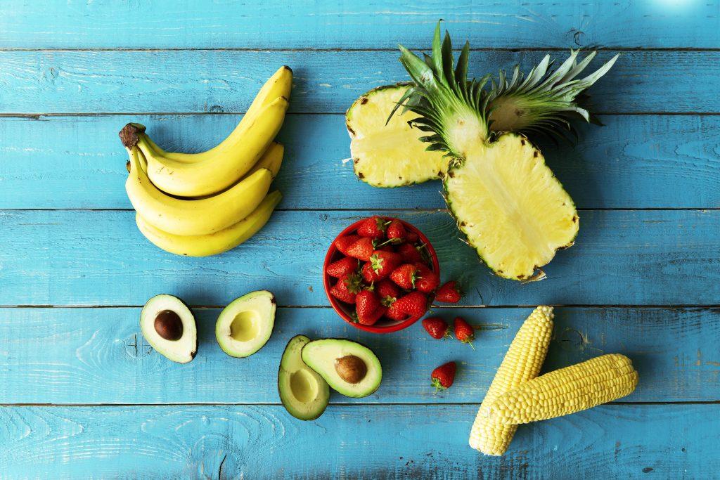 fruits and veggies-HelloFresh