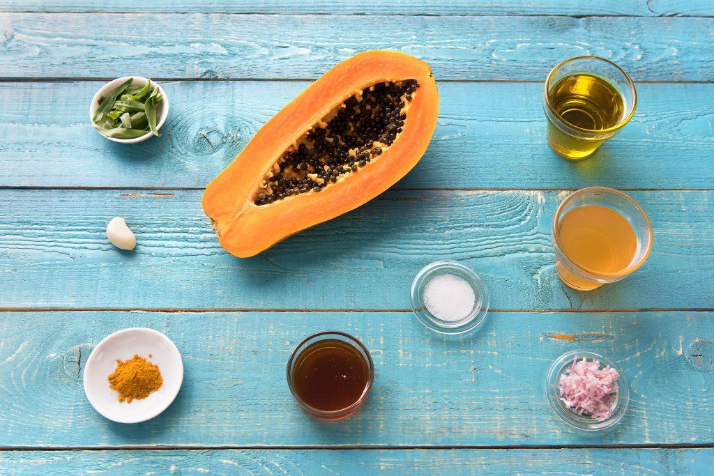 salad- dressing recipes-papaya-tarragon-HelloFresh