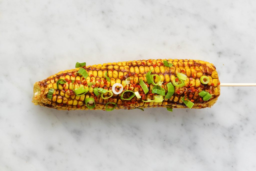how to make corn on the cob-Asian-HelloFresh