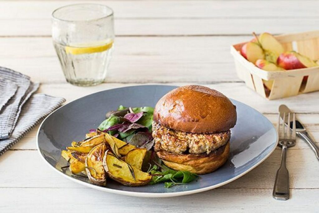 best burgers-pork-apple-HelloFresh