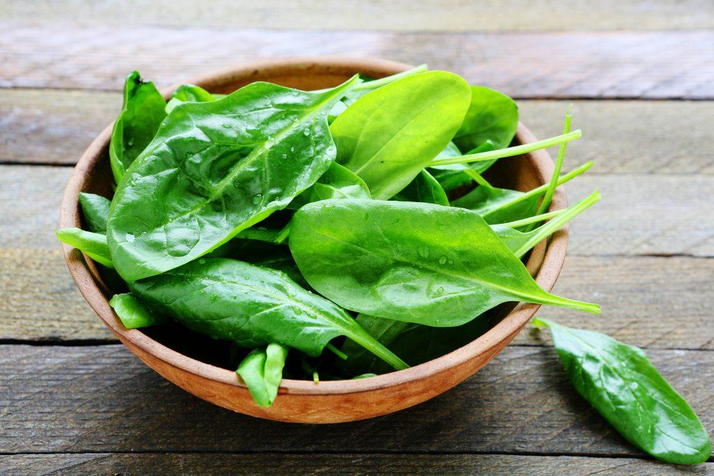 brain foods-spinach-HelloFresh