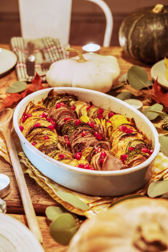 Best Thanksgiving Sides-HelloFresh-grilled-veggies
