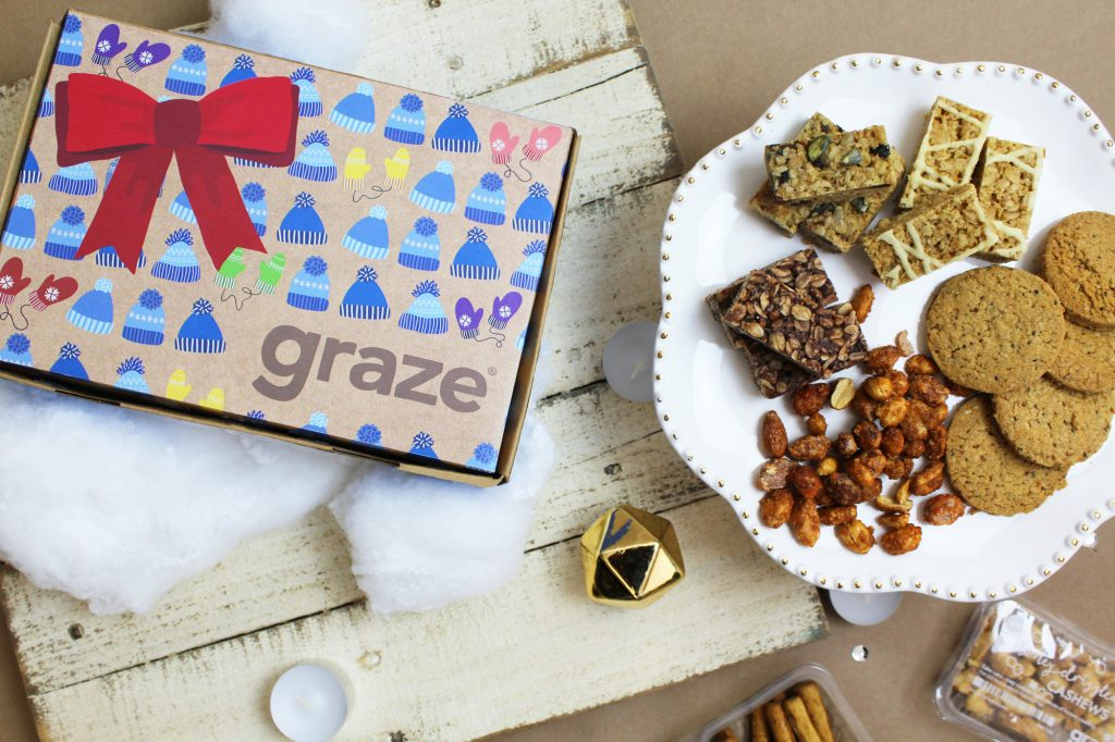 holiday gift guide-HelloFresh-graze