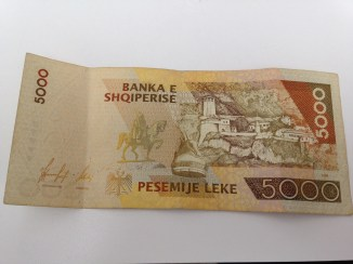 Albanian Lek 1