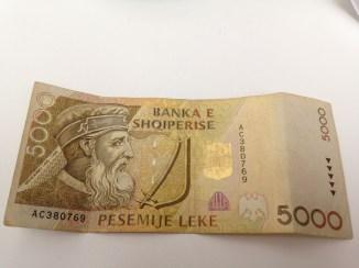 Albanian Lek 2