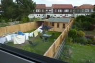 Next door's garden???
