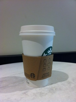 coffee! at 7am and no name :(