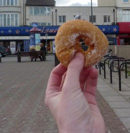 can't got to the seaside and not have donuts