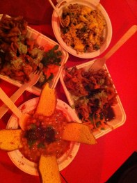 food from Manjit's Kitchen at Outlaw's Leeds