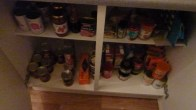lots of tins and things