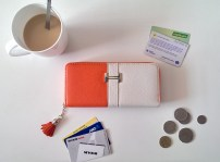 New wallet from Etsy