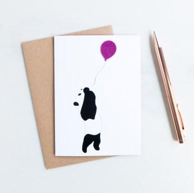 noths-party-panda-animal-card-purple