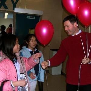 Glenn Valentine's party balloons DSCN9578