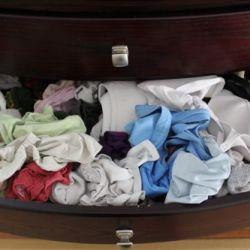 How to Organize Your Underwear Drawer