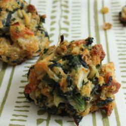Sneaky Spinach Balls