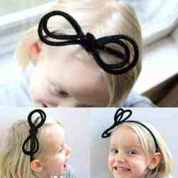 Anthropologie Pipe Cleaner DIY Headband