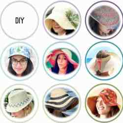 16 Fun Hats for Summer