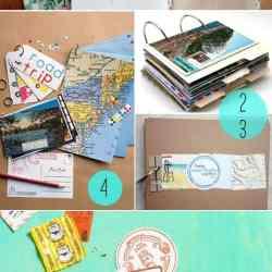 5 DIY Journals for the World Traveler