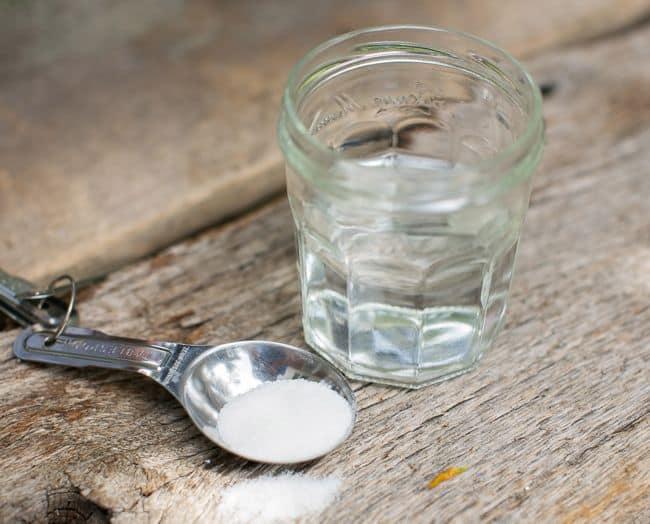 Sugar Water Hairspray | 10 Homemade Hair Treatments | HelloGlow.co
