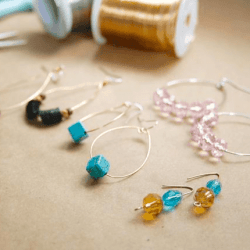 3 Ways to DIY Your Own Earrings (In 5 Minutes or Less)