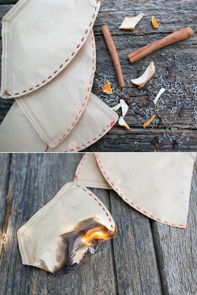 Homemade Firestarter | HelloGlow.co